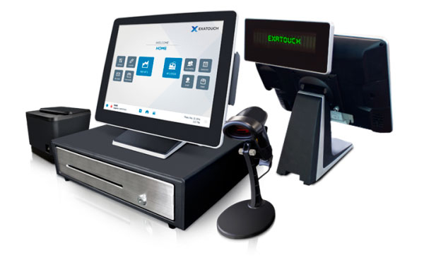 Exatouch POS system